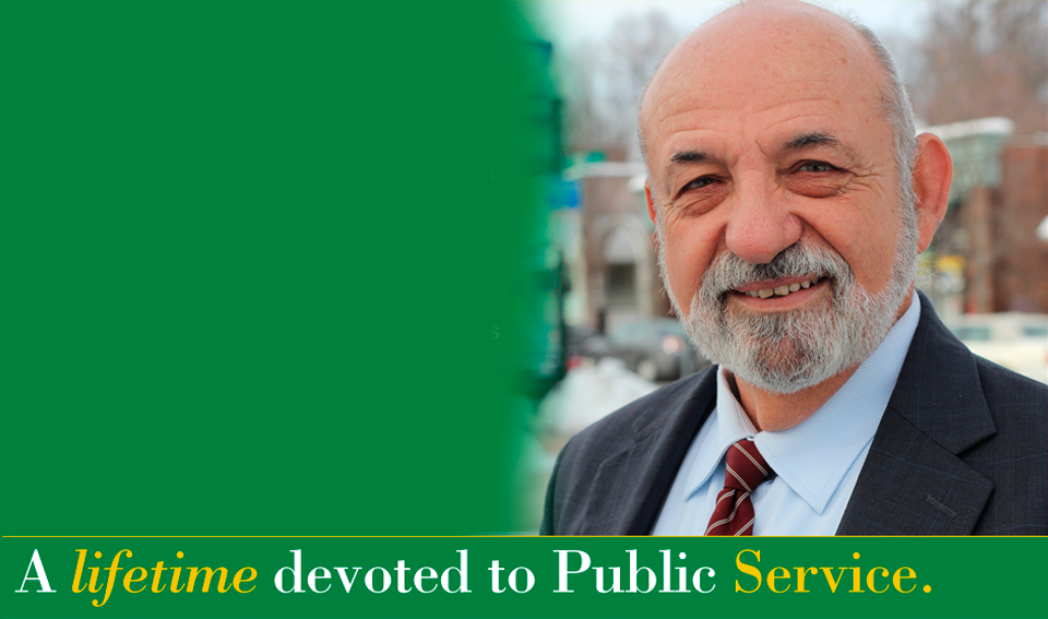 Felix Arroyo :: A lifetime devote to Public Service.